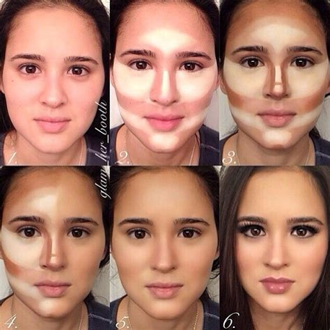tutorial makeup contouring makeup tutorial for contouring and highlighting