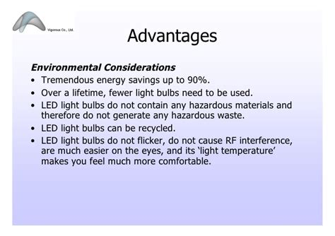 advantages of design for environment what are the advantages of halogen light bulbs