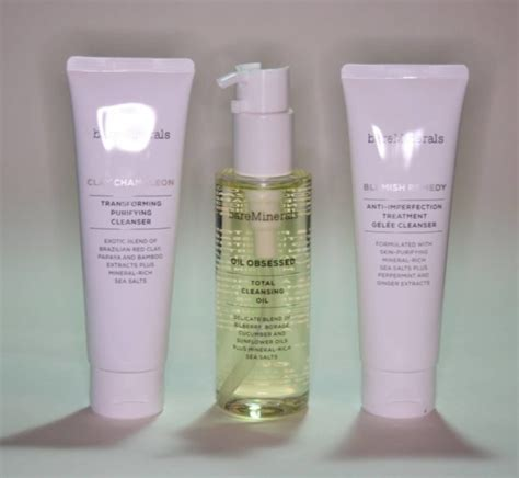 Bare Minerals Skin Detox Reviews by Bareminerals New Skinsorials Cleansers Review