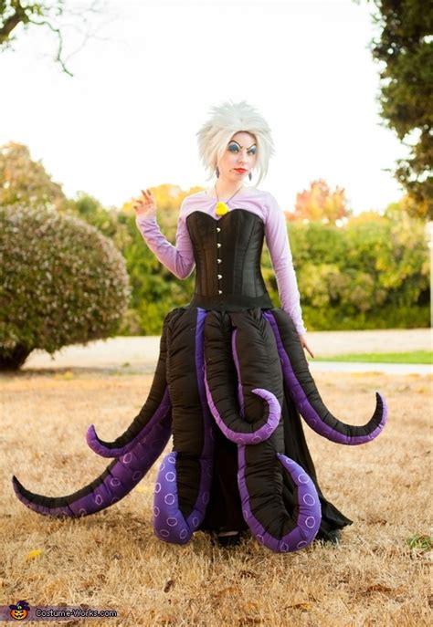 creative diy ursula costume