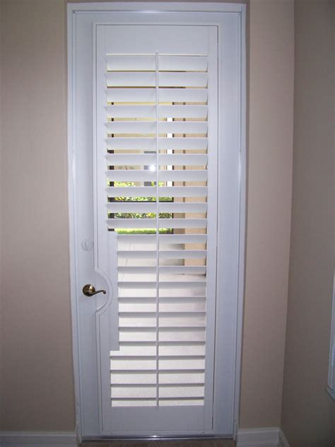 Blinds For Door Windows Ideas Sliding Door Blinds Shutters For Sliding Patio Doors Plantation Shutters