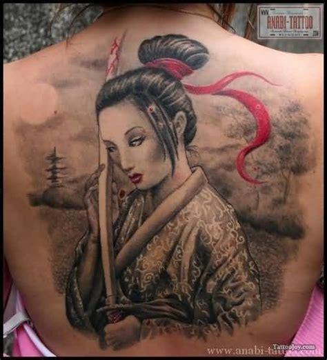 samurai geisha tattoo designs geisha tattoo samurai geisha drawing tattooshunter com