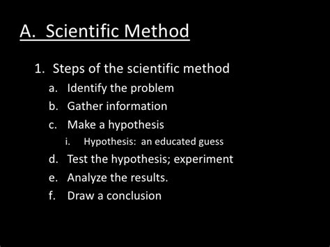 Chapter 1 Section 2 The Nature Of Science by Chapter 1 Section 1 Science All Around 2011