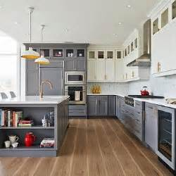 best 25 two tone kitchen ideas on