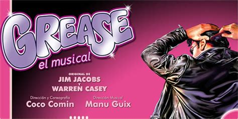 entradas grease madrid entradas grease el musical taquilla