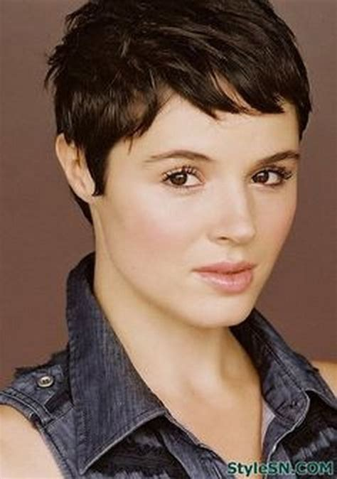 point cut womens haircuts pixie short haircuts 2014