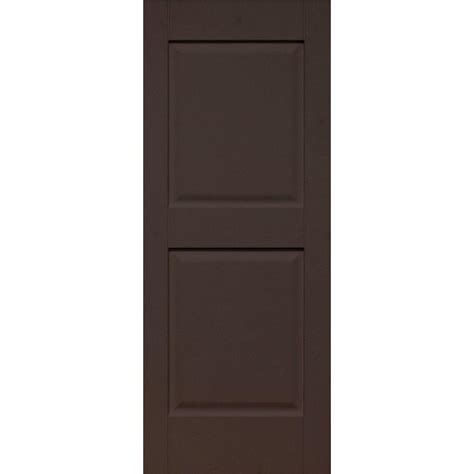 interior shutters home depot homebasics plantation faux wood oak interior shutter