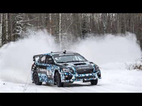 subaru impreza wrx 2017 rally 2017 subaru sti rally engineturbo 2 5l boxer 4