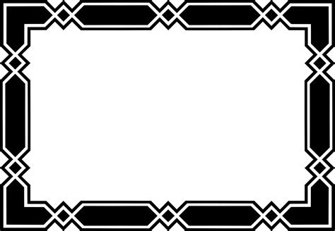 frame design clipart clipart frames and borders cliparts co
