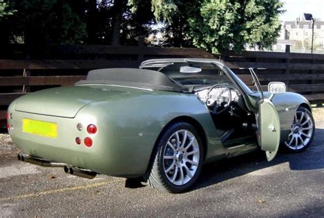 Tvr Top Speed 1990 2000 Tvr Griffith Review Top Speed