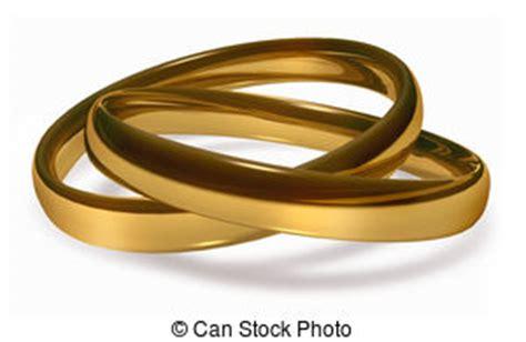Eheringe 916 Gold by Clip Et Illustrations De Anneaux 1 712 337 Graphiques