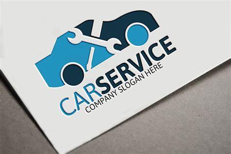 car service logo car service logo logo templates creative market