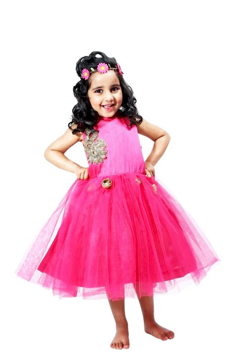 to be girls wear and stylish and fancy party wear frocks for babies indian