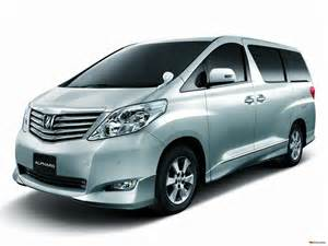 Toyota Vom Pictures Of Toyota Alphard V Aero Anh20w 2009 2048x1536