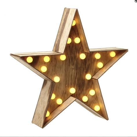 wooden star light by all things brighton beautiful