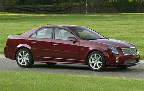 old car manuals online 2007 cadillac cts v electronic throttle control used 2007 cadillac cts v for sale pricing features edmunds