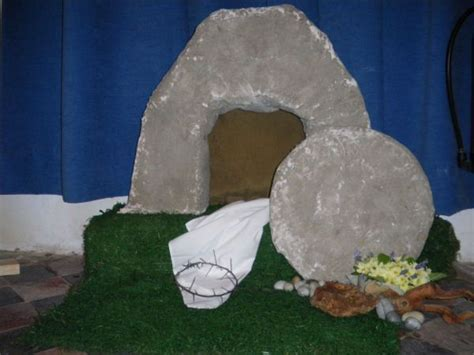 Religious Easter Decorations by Easter Displays For Church Easter 2009 Decoration The