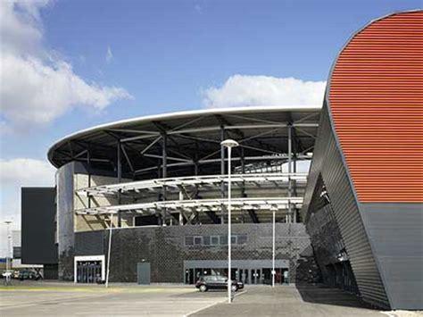 milton keynes stadium, mk dons ground e architect