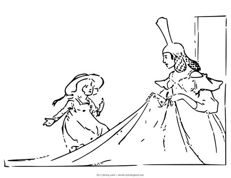 dorothy wizard of oz coloring page pictures to pin on