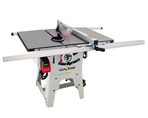 Contractor Table Saws by Steel City Tool Works 35990c 10 Inch Contractor Table Saw