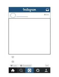 instagram poster template instagram template science templates and