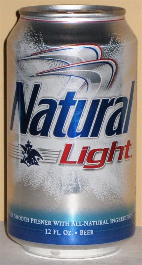 natural light new cans