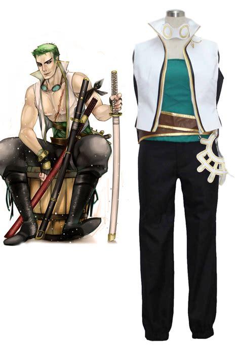 Jaket One Roronoa Zoro one roronoa zoro sword master costume cosercosplay
