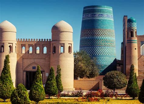Types Of Home Architecture roaming through the centuries in khiva uzbekistan
