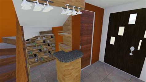 dise 209 o interior cocina sala y comedor