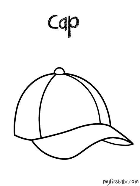 Elegant Hat Coloring Page 29 About Remodel Free Colouring Hat To Color