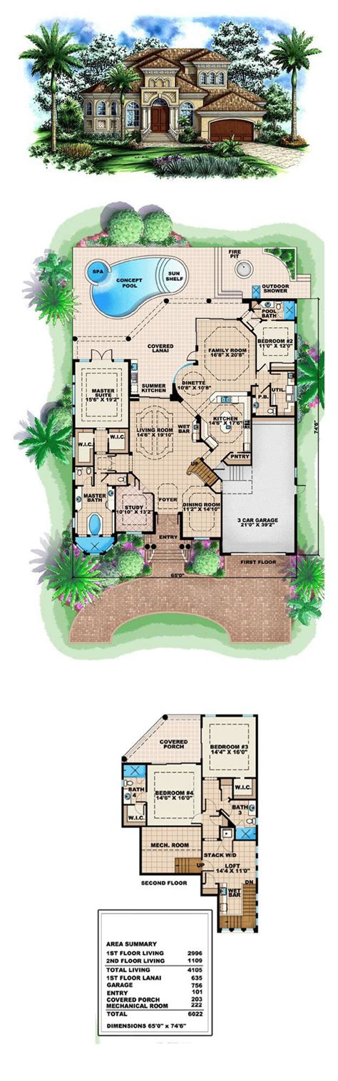 house plans with swimming pools best 25 house plans with pool ideas on pinterest