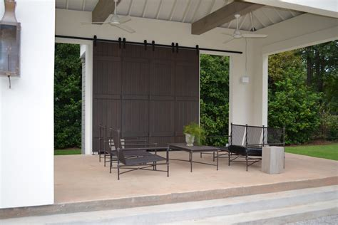 Outdoor Barn Doors Architectural Accents Sliding Barn Doors For The Home