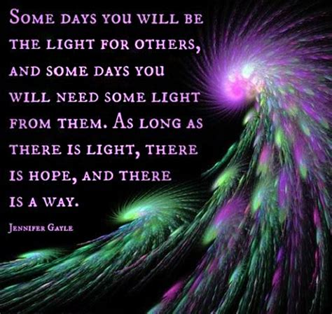 Quote About Light by Be The Light The Daily Quotes