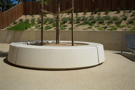Precast Concrete Planter by Precast Concrete Planters For Racv Resort Torquay