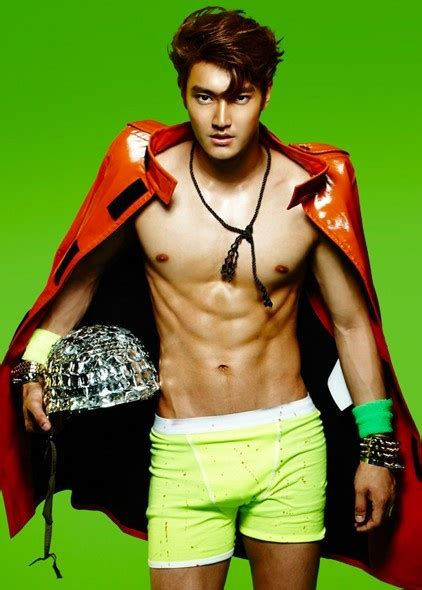 Alma Gonzales Also Search For Junior Siwon Abs Asian