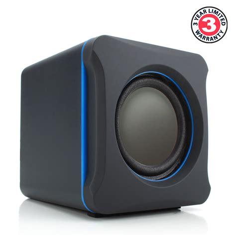 Speaker Komputer Usb sonaverse lbr usb powered speaker system w subwoofer