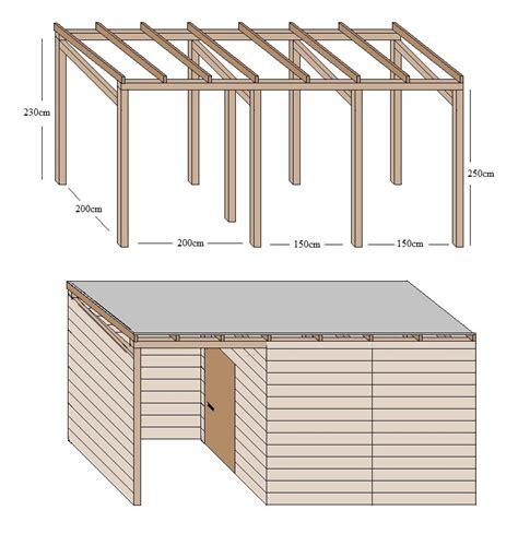 terrassenã berdachung gã nstig kaufen vordach holz selber bauen gunstig gartenhaus weka