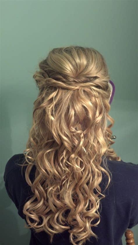 Wedding Hairstyles Part Up Part by Wedding Hair Part Up Part 225 Best Hair Half Up Half