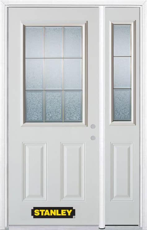 48 Inch Doors by Stanley Doors 48 Inch X 82 Inch Diana 1 2 Lite 2 Panel