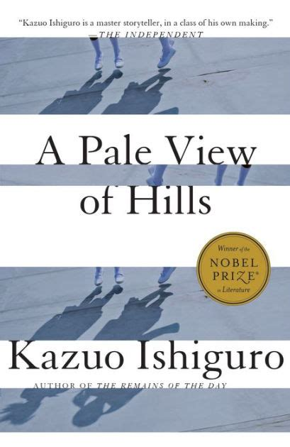 libro a pale view of a pale view of hills by kazuo ishiguro paperback barnes noble 174