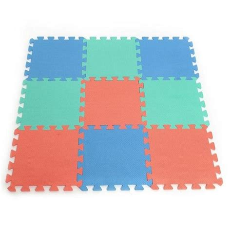 10pcs set puzzle carpet baby play mat floor puzzle mat