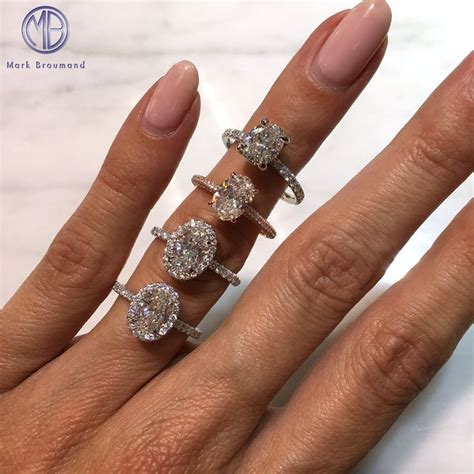 Wedding Bands For Oval Engagement Ring by 404 Best Oval Engagement Rings W Stackable Wedding Bands