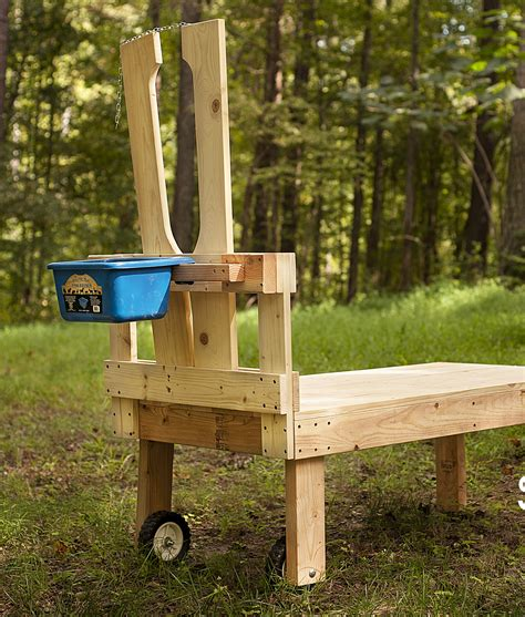 wooden stands woodworking plans wood goat stand plans asla