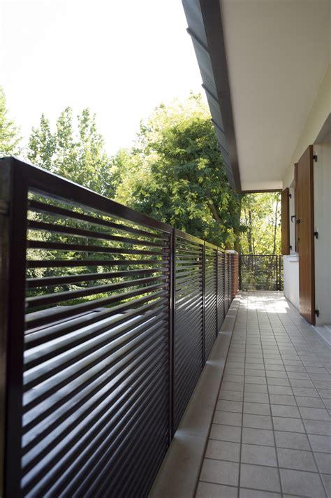 ringhiera da esterno ringhiere balconi per esterni