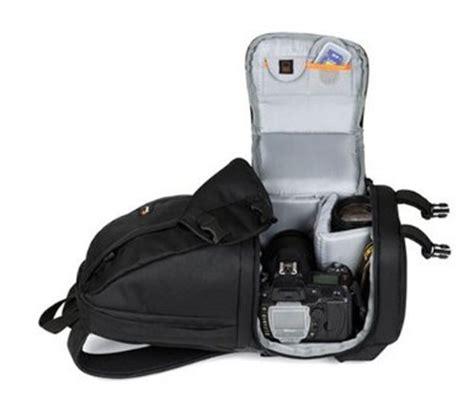 lowepro fastpack 100 camera bag backpack review + video