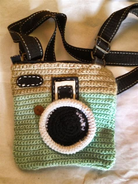 crochet camera bag pattern 84 best images about camera cro on pinterest hand
