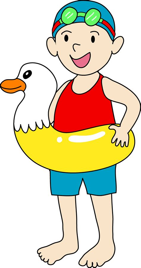 foto clipart cool boy swimmer clipart cliparts and others inspiration
