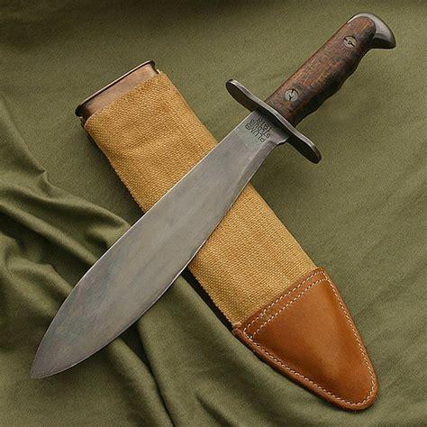 Opinel Kitchen Knives Uk us model 1917 bolo knife 20th century wars atlanta cutlery