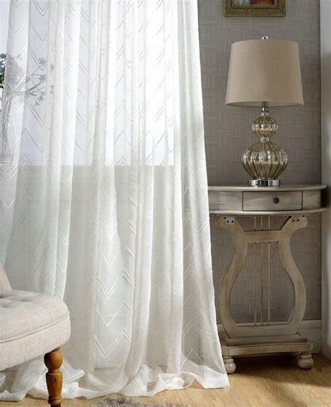 Custom Made Curtains And Drapes Best 25 White Sheer Curtains Ideas On