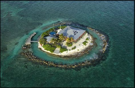 Celine Dion Private Island | 4 private islands to die for pricey pads